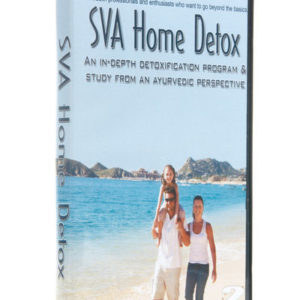 SVA Home Detox Video DVDs