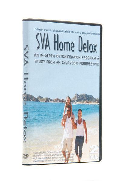 SVA Home Detox Video DVDs