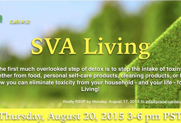 SVA Cafe #12 : SVA Living