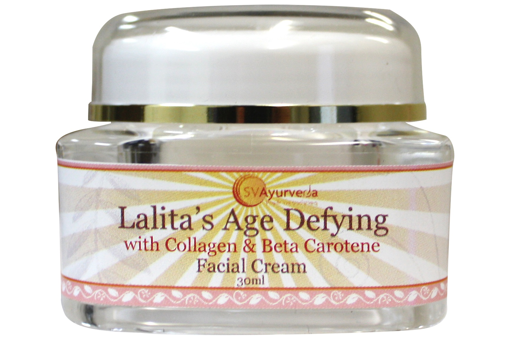 Age-less Beautiful Skin with Lalita's Formulas – now with Collagen and Beta-Carotene
